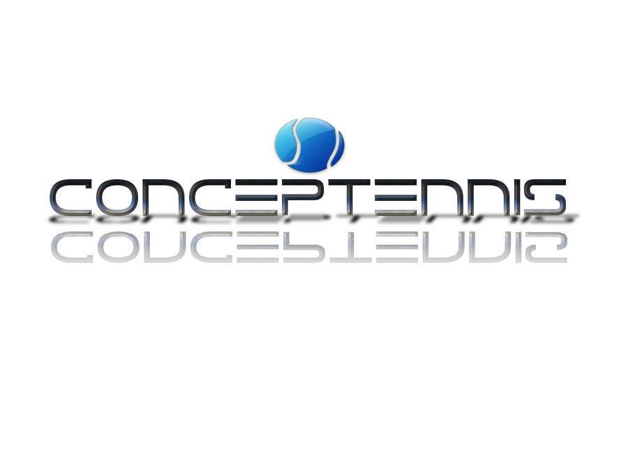 Inscrição nº 431 do Concurso para Logo Design for ConcepTennis