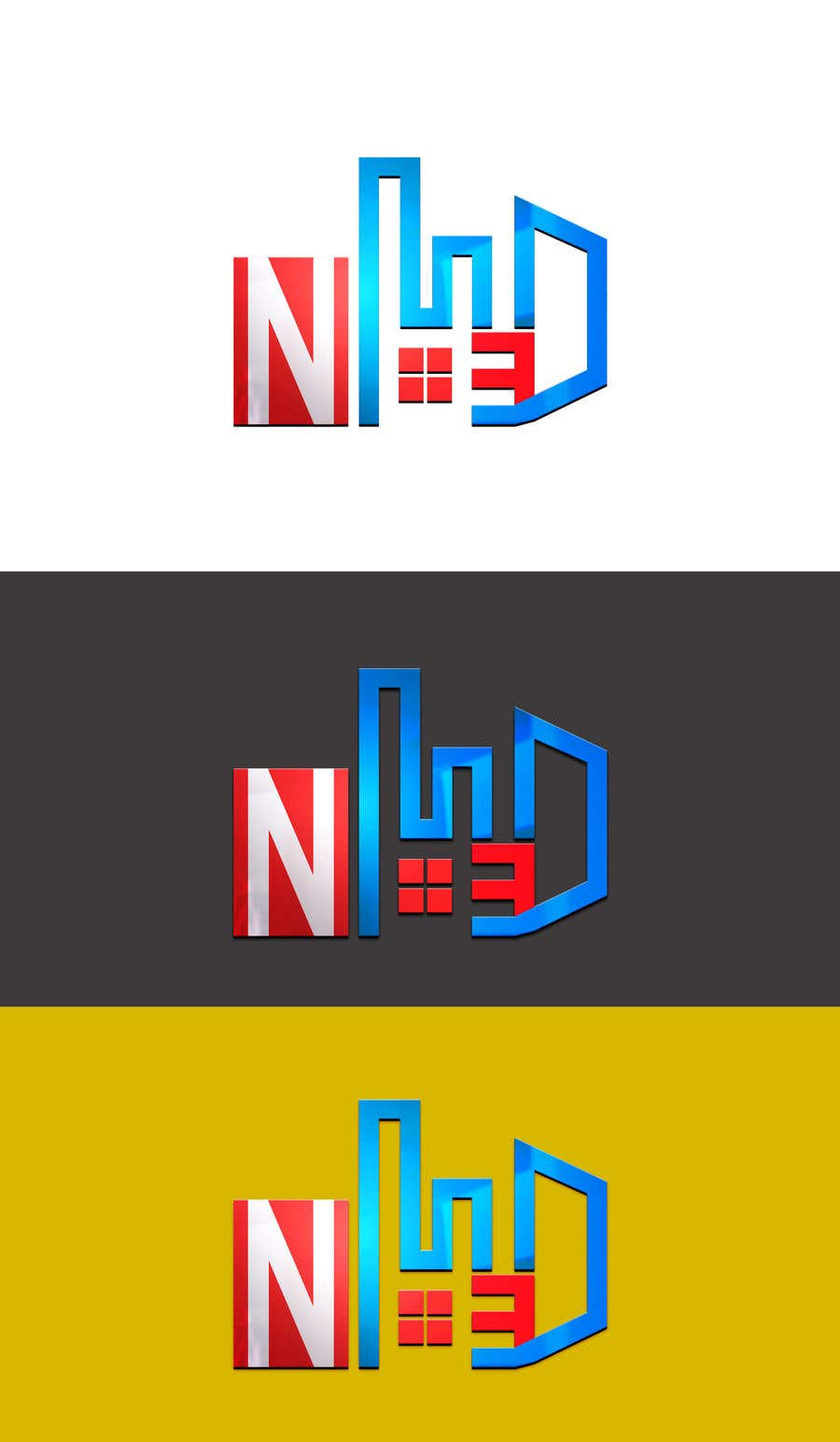 Proposition n°70 du concours Design a Logo for my current and new company