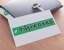 nº 71 pour Desing TinyFoxes Logo par hafiz62
