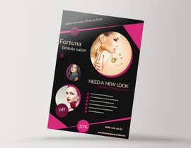 #1 for Design a Brochure for a Ladies Beauty Parlor by sharminporag