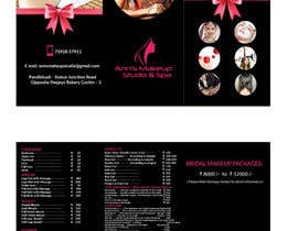 #9 for Design a Brochure for a Ladies Beauty Parlor by sahajid000