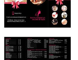 #13 for Design a Brochure for a Ladies Beauty Parlor by sahajid000