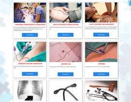 Nro 53 kilpailuun Design homepage käyttäjältä Silversoup