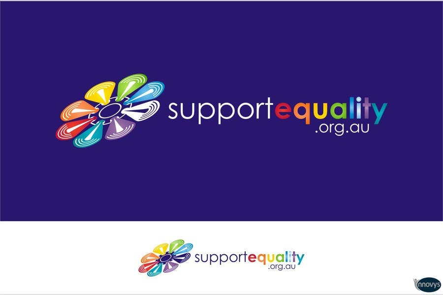 #201 for Logo Design for Supportequality.org.au by innovys