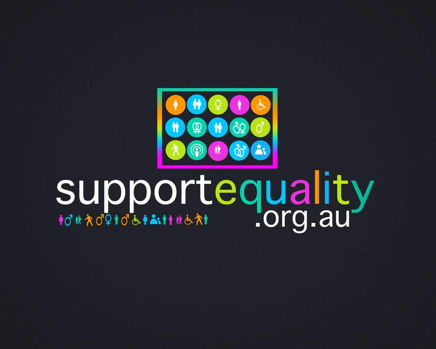 #136 for Logo Design for Supportequality.org.au by KWT5964