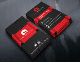 nº 134 pour Design the BEST Business Cards par muslim05rm6
