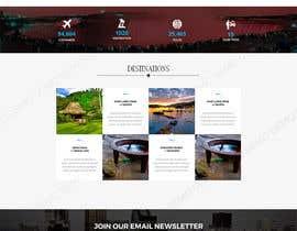 nº 32 pour Design a Website Mockup par marttosmusic