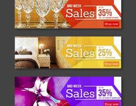 nº 17 pour Banner for Website Homepage par BonaFideGPX