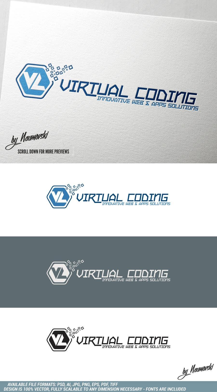 Proposition n°110 du concours Design a Logo VC
