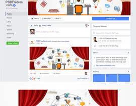 nº 13 pour Design a Banner for Facebook par AkshayVerma9