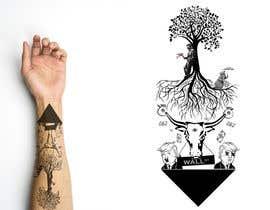 nº 1 pour Design a Tattoo par sha1n