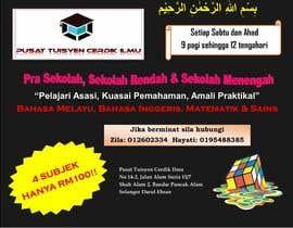 nº 10 pour Design a Banner Pusat Tuisyen Cerdik Ilmu par zamzarina95