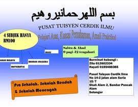 #14 untuk Design a Banner Pusat Tuisyen Cerdik Ilmu oleh cikliza95rahim95