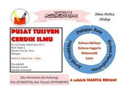 #19 for Design a Banner Pusat Tuisyen Cerdik Ilmu by jonisgood