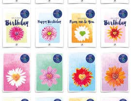 nº 73 pour Develop 16 new FLOWER MAGIC Greeting cards for Mother's Day/birthday par hpmcivor