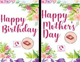 nº 58 pour Develop 16 new FLOWER MAGIC Greeting cards for Mother's Day/birthday par Kitteehdesign