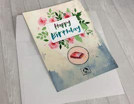 nº 78 pour Develop 16 new FLOWER MAGIC Greeting cards for Mother's Day/birthday par Kitteehdesign