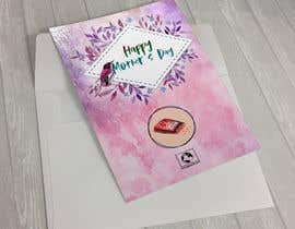 nº 81 pour Develop 16 new FLOWER MAGIC Greeting cards for Mother's Day/birthday par Kitteehdesign