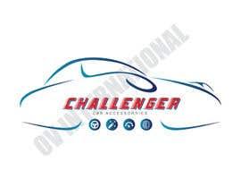 nº 1 pour Challenger Logo Design par OVIservices