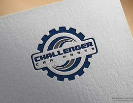 nº 16 pour Challenger Logo Design par marjanikus82