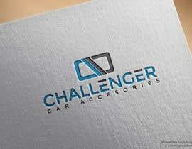 nº 23 pour Challenger Logo Design par marjanikus82