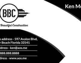 nº 251 pour Design some Business Cards - DCM051517 par designforlink