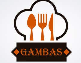 nº 5 pour Dealing one logo for a restaurant - simple job. par sajibmolla2115