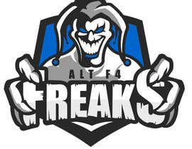 nº 14 pour AltF4 Freaks Dota 2 team par thmdesign