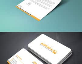 nº 83 pour Create a logo design,  bussines card, corporate letterhead A4 a folder containing marketing par mehfuz780