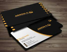 nº 84 pour Create a logo design,  bussines card, corporate letterhead A4 a folder containing marketing par mehfuz780
