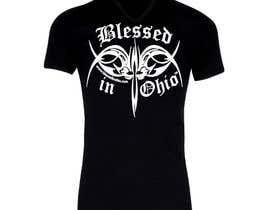 nº 41 pour Design a T-Shirt (Blessed) par refatkamalsabbir