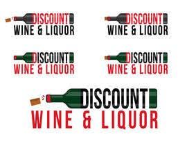 nº 15 pour Discount liquor par nicolasp89