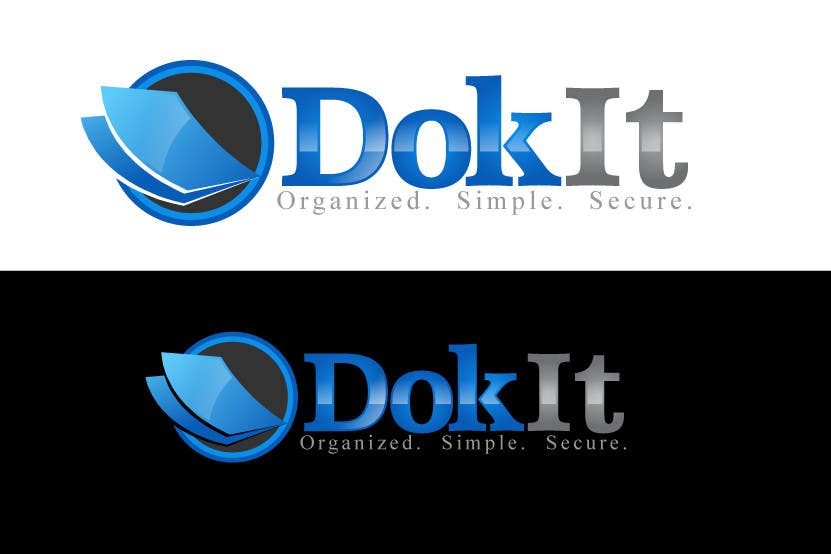Logo Design Contest Entry #212 for Logo Design for DokIt