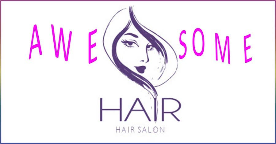 Hair Extension Logo Design for your Hair Extension Brand