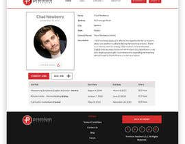 nº 4 pour Design a Website Mockup par KavkeeDesigns