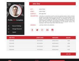 nº 13 pour Design a Website Mockup par ibrahim2025