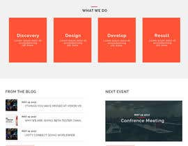 nº 25 pour Design a Website Mockup for Dream Game Studio par gur516