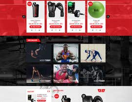 nº 1 pour Design and branding for a new cool (but nice) boxing gym down the block par sascristian