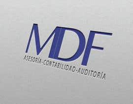 nº 44 pour Diseño de logotipo anagrama de las palabras MDF par creartegrafica