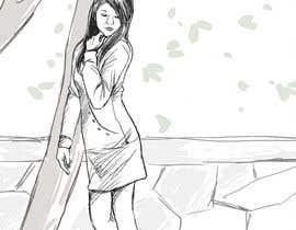 nº 7 pour Draw Sketch par wpurple