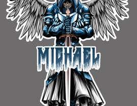 nº 22 pour Design an Angel Warrior T-Shirt par kaliuser54