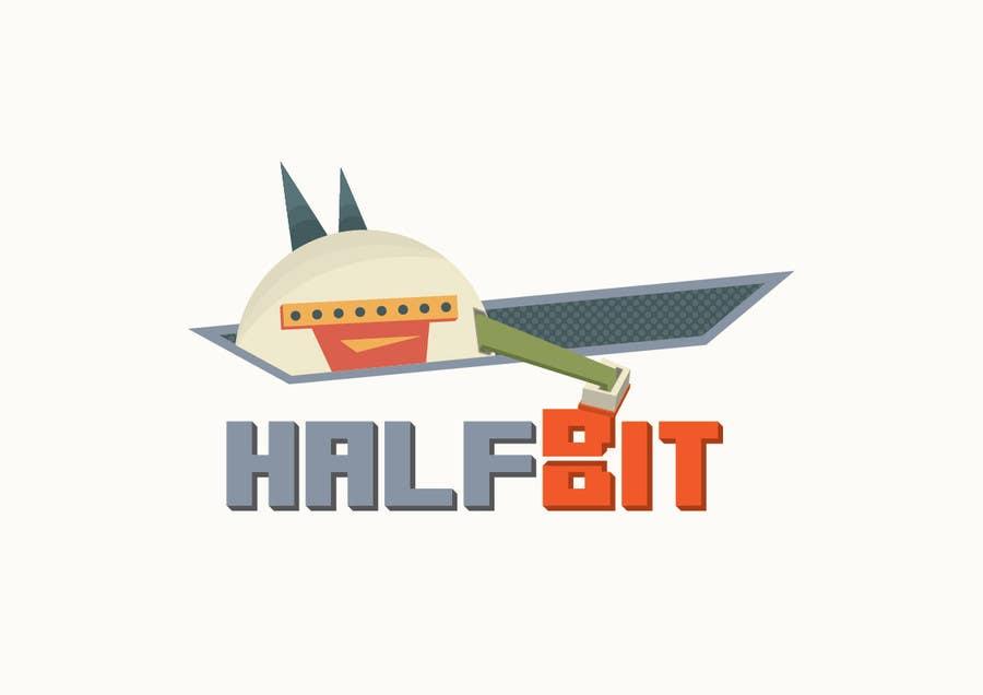Конкурсная заявка №745 для Logo Design for HalfBit