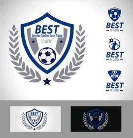 #9 para Diseñar un logotipo BEST Academy de charliejauregui