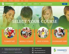 nº 11 pour Redesign Website Homepage and Make it Modern par bddesign9