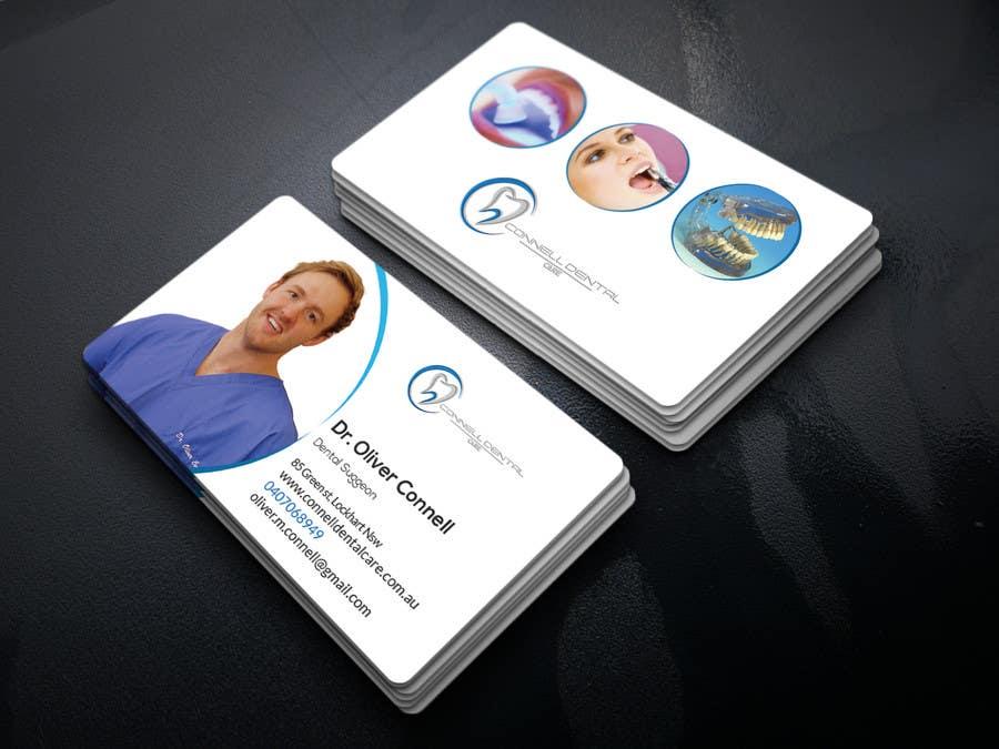 Proposition n°99 du concours Design some Business Cards