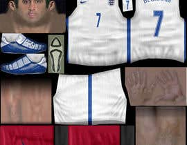 nº 11 pour Create 32 texture files for football kits (PNG) par JulioEdi