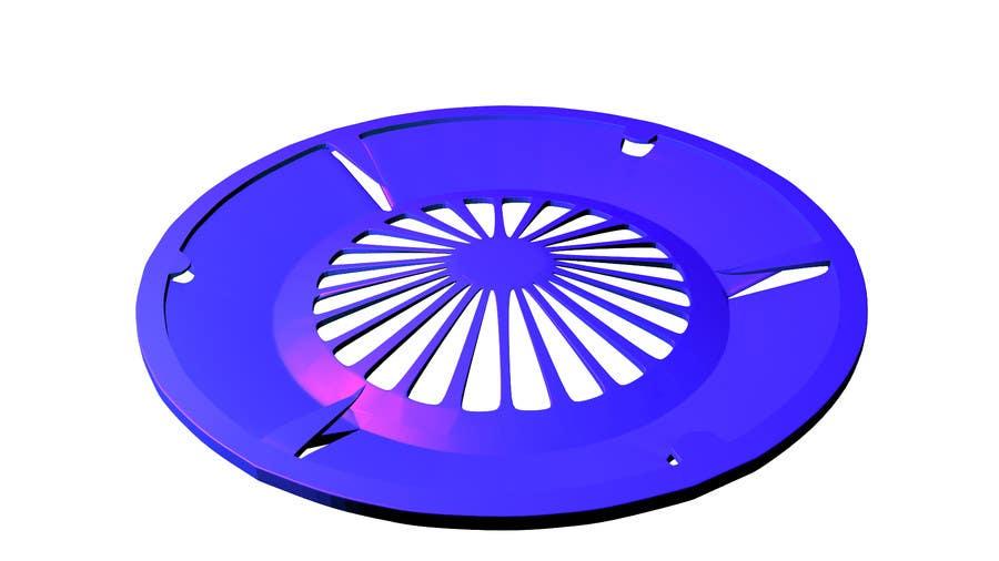 Proposition n°5 du concours 3D design with meassurements