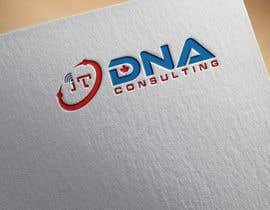 nº 89 pour Company Logo Design for company named  IT DNA Consulting par shamsdsgn