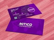 Proposition n° 109 du concours Graphic Design pour Design some Business Cards for Mitico