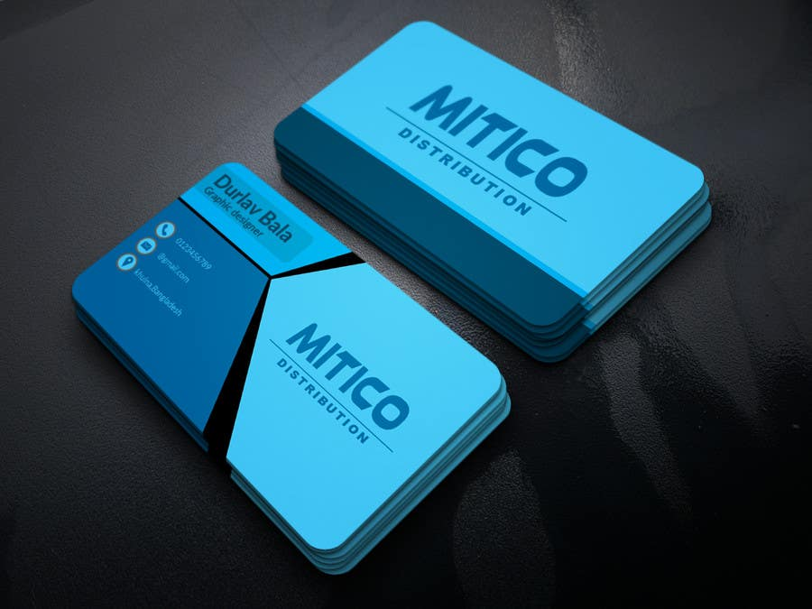 Proposition n°127 du concours Design some Business Cards for Mitico